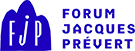 Forum Jacques Prévert Logo